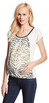 enVogue Mothers Women's Maternity Na That'S Wild Graphic Tee