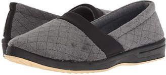 Foamtreads Coddles (Black) Women's Slippers
