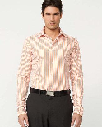 Le Château Stripe Cotton Dress Shirt