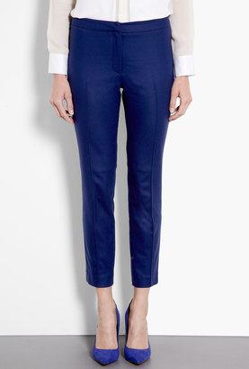 Sophie Hulme Slim Leg Wool Trouser