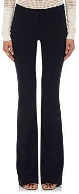 Derek Lam Women's Flared Trousers-NAVY $750 thestylecure.com