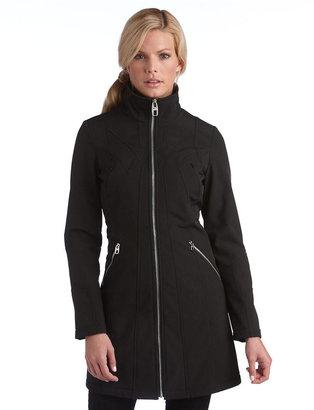 Miss Sixty Zip Front Coat
