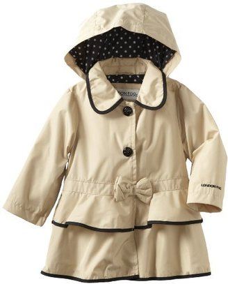 London Fog Baby-Girls Infant Trench