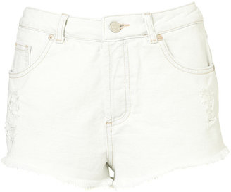 Topshop MOTO High Waisted Hotpants