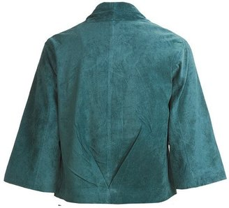Two Star Dog Lindy Jacket - Suede (For Women)