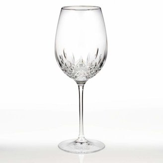 Waterford Lismore Essence Platinum Red Wine Glass