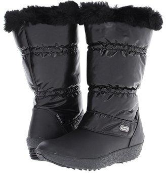 Tecnica 12 Julia High (Black) - Footwear