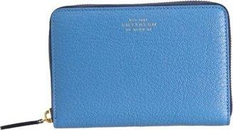 Smythson Chameleon Medium Zip-Around Wallet