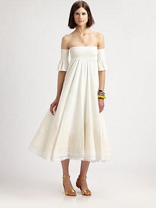 Fashion Star Skirt/Strapless Dress by Silvia Arguello