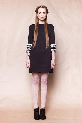 Carnet de Mode Dress - D-10 - Black