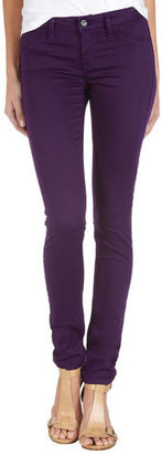Fade To Blue Classic Skinny Jeans, Imperial Purple