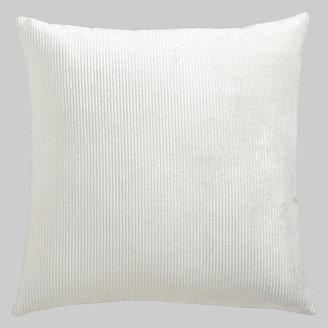 "CB2 Sari White 16"" Pillow"