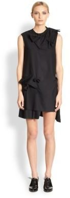 J.W.Anderson Wool Double Airplane Dress
