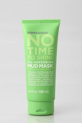 UO Formula 10.0.6 No Time To Shine Mud Mask