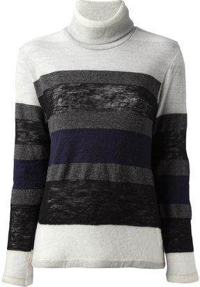 Comme des Garcons Junya Watanabe striped t-shirt