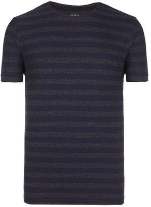 AllSaints Facet Tonic Crew T-shirt