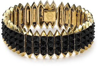 House Of Harlow Infinite Pathway Pyramid Bracelet