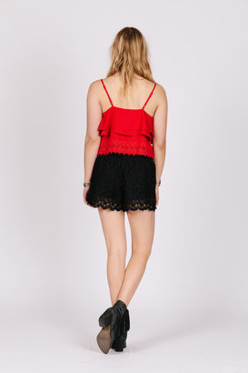 Raga Lace Fever Top