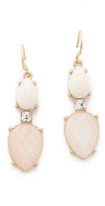 Club Monaco Opal Earrings
