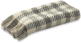 Williams-Sonoma Houndstooth Wool Throw