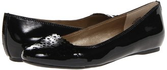 Circa Joan & David Xavia (Black Patent) - Footwear