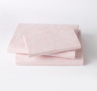 DwellStudio Matchstick Blossom Sheet Set
