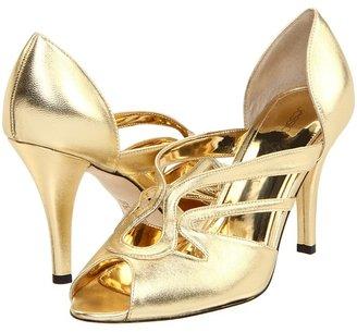 Jessica Bennett Plato (Gold) - Footwear