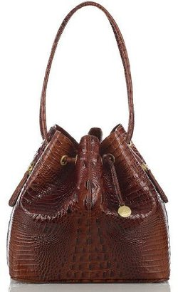 Brahmin Trina Shoulder Bag Pecan Melbourne