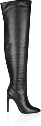 Alexander Wang Nappa leather over-the-knee boots