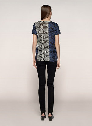 Proenza Schouler Short Sleeve Baggy T-Shirt