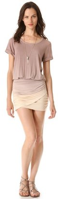 Young Fabulous & Broke Elise Dress in Ombre