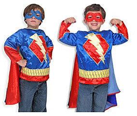 Melissa & Doug Melissa Doug Super Hero Role Play Costume Set