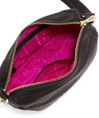 Botkier Keyhole Crossbody Bag, Black