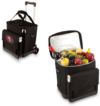 Bed Bath & Beyond Picnic Time Cellar with Trolley Insulated Cooler - San Francisco 49ers