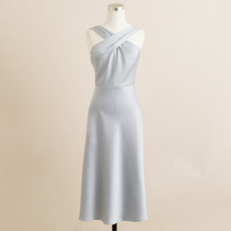 J.Crew Sararose dress in tricotine