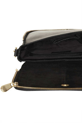 Topshop Clean Chain Strap Crossbody Bag