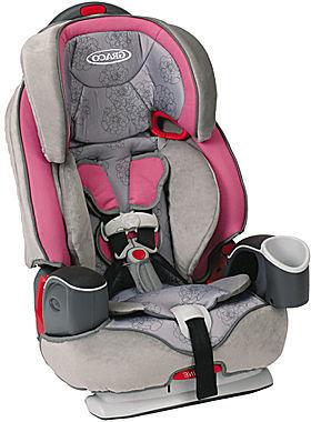 Graco Nautilus 3-in-1 Car Seat - Valerie