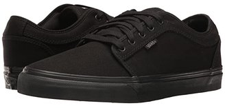Vans Chukka Low (Blackout) Skate Shoes
