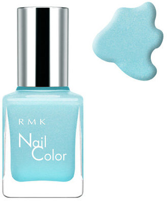 RMK Nail Color EX P29 Holographic Blue 12ml