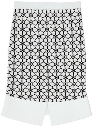 Opening Ceremony Preorder Esther Jacquard Skirt