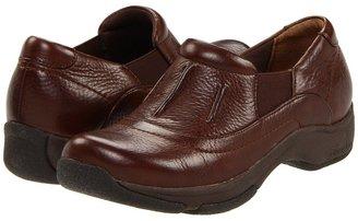 Dansko Kappy (Chocolate Milled Leather) - Footwear