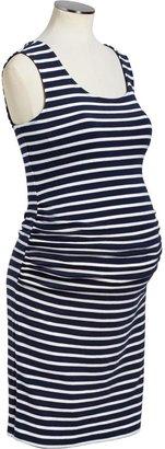 Old Navy Maternity Striped Jersey Tank Dresses