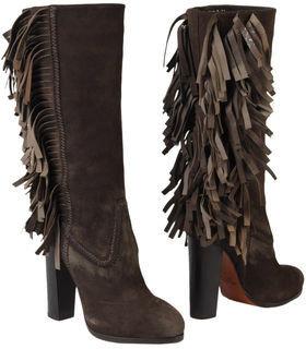 Santoni High-heeled boots