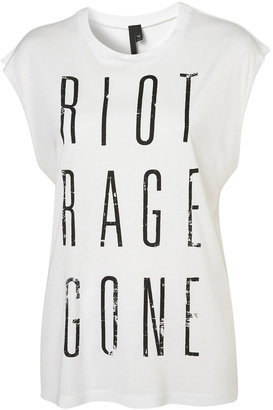 Boutique Riot Rage Gone Tee