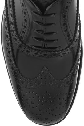 Church's Burwood polished-leather brogues