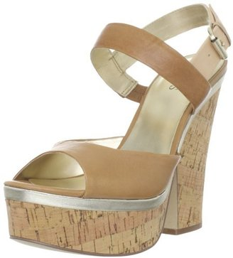 GUESS Women's Jadynn Wedge Sandal