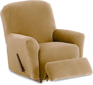 JCPenney Maytex Mills Maytex Smart Cover Collin Stretch 4-pc. Recliner Slipcover