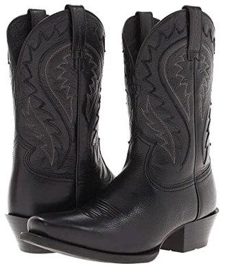 Ariat Legend Phoenix (Black Deertan) Cowboy Boots