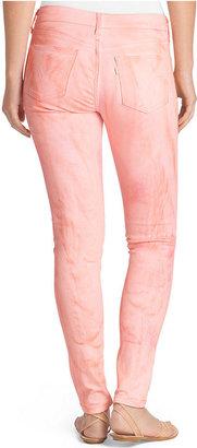 Levi's Jeans, 535 Printed Denim Legging