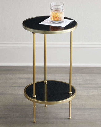 Global Views Galen Tiered Side Table